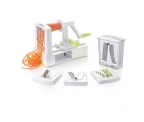 5 Blade Vegetable Spiralizer with Suction Cup