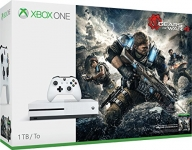 Xbox One S 1TB Console – Gears of War 4 Bundle