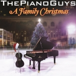 The Piano Guys A Family Christmas CD