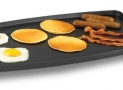 BLACK+DECKER Electric Griddle with Removable Temperature Probe