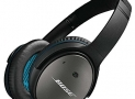 Bose QuietComfort 25 Acoustic Noise Cancelling Headphones – Apple devices, Black – Wired