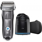 Braun 7865CC Series 7 Wet & Dry Premium Electric Shaver with Clean & Charge System