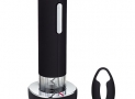Brewberry Rechargeable Electric Wine Opener with Free Foil Cutter