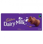 Cadbury Dairy Milk Chocolate, 850g