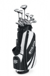 Callaway Men's Strata Ultimate Set (18-Piece, Left)