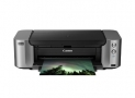 Canon PIXMA PRO-100 13-Inch x 19-Inch Professional Photo Inkjet Printer, Grey (6228B003)