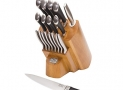 Chicago Cutlery 1119644 Fusion Forged 18-Piece Knife Block Set
