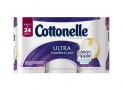 Cottonelle Ultra Comfort Care Double Roll Toilet Paper 12 Rolls