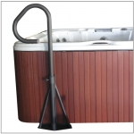 Cover Valet Spa Side Handrail with Base
