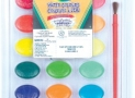 Crayola 24 Washable Watercolours