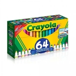 Crayola 64 Count Marker Variety Pack