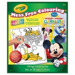 Crayola Color Wonder Book, Mickey Mouse