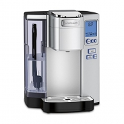 CUISINART Premium Single Serve Coffeemaker, Silver