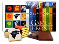 DA CHOCOLATE Souvenir Candy GAME OF THRONES Great Houses of Westeros Chocolate Gift Set
