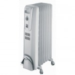 Delonghi 1500W Safe Heat Portable Oil-Filled Radiator