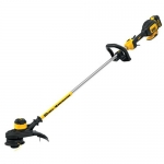 DEWALT 20V Brushless String Trimmer with 5.0 Ah Battery