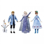 Disney Frozen Holiday Fashion Doll Collection Pack