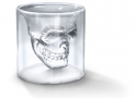 Fred and Friends Doomed Crystal Skull Shot Glass