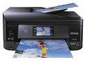 Epson XP-830 Wireless All-in-One Inkjet Printer with Scanner, Copier and Fax (C11CE78201)