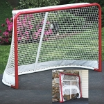 EZGoal Hockey Folding Pro Goal