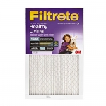 Filtrete Healthy Living Ultra Allergen Reduction AC Furnace Air Filter, MPR 1500, 14 x 20 x 1-Inches, 4-Pack