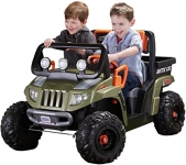 Fisher-Price Power Wheels Arctic Cat Ride-On