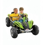 Fisher-Price Power Wheels Dune Racer Green