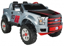 Fisher-Price Power Wheels Ford F150 Extreme Sport