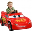 Fisher-Price Power Wheels Lightning McQueen Race Car