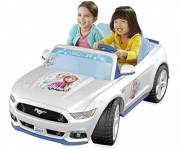 Fisher-Price Power Wheels Smart Drive Disney Frozen Ford Mustang