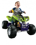 Fisher-Price Power Wheels Teenage Mutant Ninja Turtles Kawasaki KFX