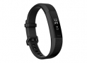 Fitbit Alta HR Monitor, Black Gunmetal, Small