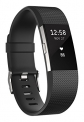 Fitbit Charge 2 Heart Rate Plus Fitness Wristband, Black, Small