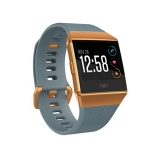 Fitbit Ionic Smartwatch, Slate Blue/Burnt Orange, One Size (S and L Bands Included)