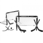 Franklin Sports 47002E2 NHL Mini Hockey Goal Set of 2