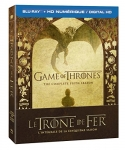 Game of Thrones: Season 5 [Blu-ray + Digital Copy] (Bilingual)