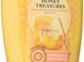 Garnier Whole Blends Honey Treasure Repair Conditioner. Split Ends and Breakage Remedy, Paraben-Free, 370 ml