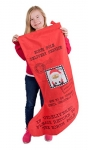 Giant Red Christmas Stocking – 37.5″ x 23.5″