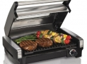 Hamilton-Beach Stainless Steel Indoor Flavor/Searing Grill