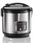 Hamilton Beach Digital Simplicity Rice Cooker and Food Steamer