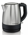 Hamilton-Beach 1L Stainless Steel Electric Kettle