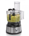 Hamilton Beach 10 Cup Food Processor with Bowl Scraping Feature