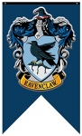 Harry Potter Ravenclaw House Crest Wall Banner