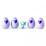 Hatchimals – CollEGGtibles – 4-Pack + Bonus (Styles & Colors May Vary) by Spin Master