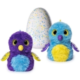 Hatchimals Glittering Garden – Hatching Egg and Interactive Shimmering Draggle by Spin Master