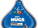 Hershey's Hugs Chocolates (Red, Green and Silver), 200-Gram