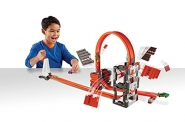 Hot Wheels Track Builder Track Set