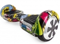 HOVERBIRD HBIRD-I1-Clown Hoverboard, Hands Free Two Wheel Self Balancing Electric Scooter