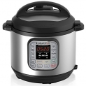 Instant Pot Duo 7-in-1 Multi-Use Programmable Pressure Cooker, Slow Cooker, 6 Quart