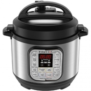 Instant Pot Duo Mini 3qt 7-in-1 Multi-Use Programmable Pressure Cooker, Rice Cooker 12 Cups Rice